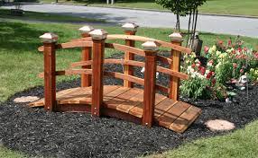 backyard bridges decorative bridge for yard