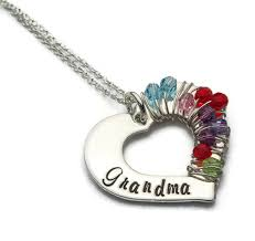 grandmother s necklace grandmothers necklace necklace wrapped in