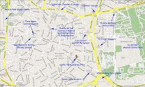 Madrid Map Emma Madrid Hotel Jpg