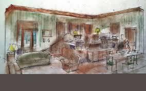 Living Room Theater North Bennington Oldcastle Theatre Company Scenic Designer Carl Sprague To