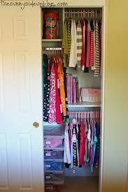 kids u0027 closet organization the sunny side up blog