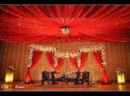 Wedding Stage Decoration Wedding Stage Decoration Day Time Dreamy Indoor Wedding Ceremony