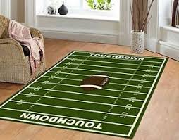 football rug ebay