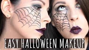 easy halloween makeup all drugstore u0026 affordable fashion