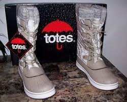 womens duck boots size 9 totes 99 glenda bone s winter duck boots size 9 ebay
