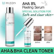 Toner Aha qoo10 toner skin care