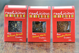 review rawlicious the best crackers snacks coconut and
