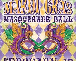 mardi gras masquerade miners foundry cultural center