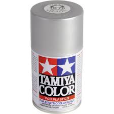 Tamiya Model Spray Paint Acrylic Paint Tamiya Mica Silver Ts 76 Spray Can 1 From Conrad Com