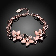 rose gold womens bracelet images Bracelets for women stacha styles jpg
