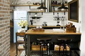 cuisine deco sélection déco pour une cuisine industrielle