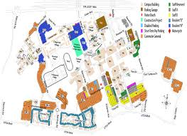 Texas State Campus Map Utsa International