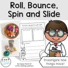 roll bounce spin and slide a foundation science movement unit