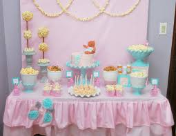 Baby Shower Table Ideas Images Of Baby Shower Table Decorations Baby Shower For Twin Girls