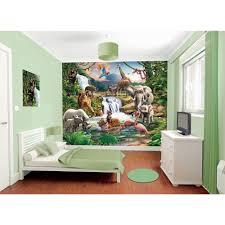 walltastic 120 in h x 96 in w jungle adventure wall mural w jungle adventure wall mural