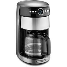 Coffee Pot kitchenaid 14 cup programmable coffee maker kcm1402cu the home depot