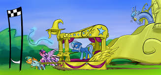 My Little Pony Know Your Meme - racing is magic my little pony friendship is magic know your meme