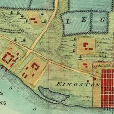 Map Caribbean 1756 Chart Of Kingston U0026 Port Royal Jamaica Battlemaps Us