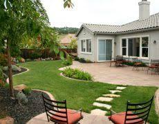 Inexpensive Backyard Privacy Ideas Patio Ideas Rdcny