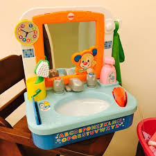 fisher price let s get ready sink fisher pricer laugh learnr lets get ready sink daftar update
