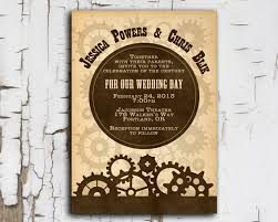 steunk wedding invitations steunk wedding invitation yourweek 1f625ceca25e