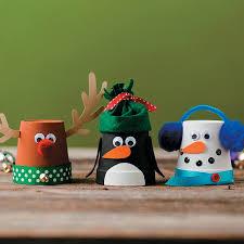 flowerpot christmas character idea orientaltrading com merry