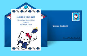 hello graduation free hello invitations hello online invitations