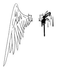 broken wing by cross bonez on deviantart