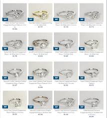 most popular engagement rings blue nile s recently purchased engagement rings