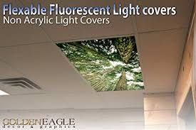 kitchen fluorescent light covers forest canopy drop ceiling fluorescent decorative ceiling light