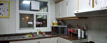 changed my kitchen looks with decorative stickers u2013 new old