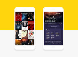 Sho Mobil mobile ui design basic types of screens ux planet