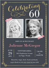 90th birthday party invitations with photo silver 90th birthday