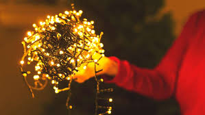 martha stewart christmas lights shooting star why your christmas lights always get tangled according to science