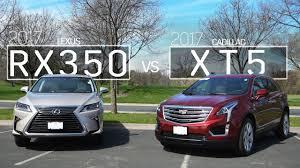 lexus extended warranty reviews 2017 cadillac xt5 vs 2017 lexus rx350 model comparison driving