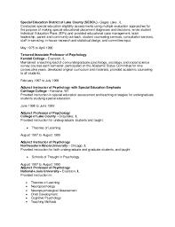 psychology major resume resume for undergraduate psychology students corpedo com