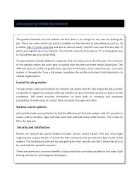 Fake Work Experience Resume Advantagesforonlinerecruitment 121124132951 Phpapp02 Thumbnail 4 Jpg Cb U003d1353763836