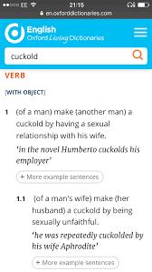 Cuckold Meme - cuckold oxford definition album on imgur
