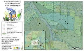 Arizona Google Maps by Water Harvesting Resources Wrrc Arizona Edu