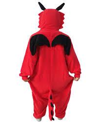 red dragon halloween costume aliexpress com buy red dragon onesie cosplay costume