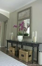 Unique Foyer Tables Mirror For Entryway Cabinet With Doors Unique Entryway Tables