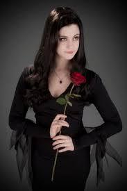 Morticia Addams Halloween Costumes Makeup Transformations Inspire Halloween Morticia