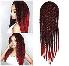 ombre crochet braids black to two colors ombre crochet braid hair