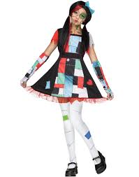 rag doll sally nightmare before costume