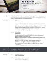 resume cv builder professional cv creator template online cv builder and professional resume cv maker visualcv