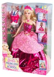 valeroni barbie princess charm