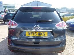 nissan x trail for sale used 2015 nissan x trail dci n tec for sale in williton somerset