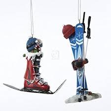 ski lift ornament home kitchen