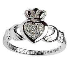 clatter ring claddagh the scottish and store