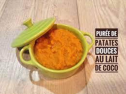en cuisine avec coco purée de patates douces au lait de coco recettes de cuisine avec